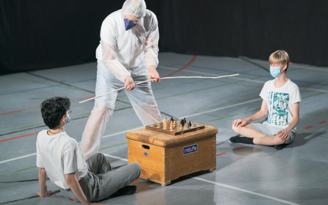 AHA – ein Theaterstück der besonderen Art